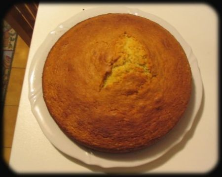 torta all'acqua