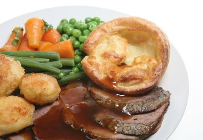 Yorkshire pudding e filetto