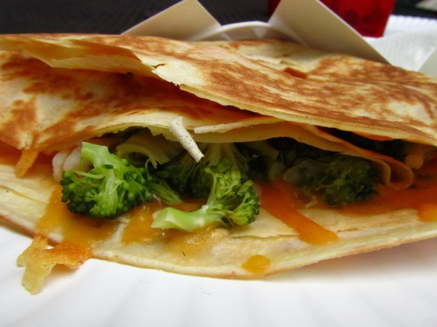 Crepes ai broccoli