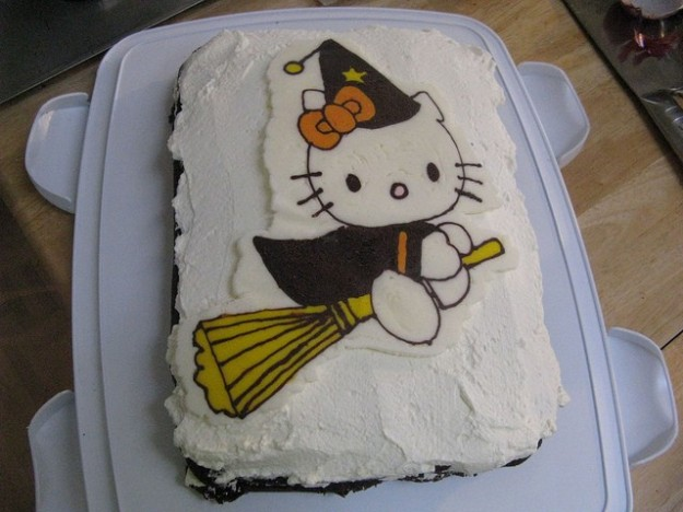 Torta Befana Hello Kitty