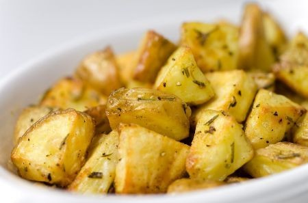 Patate al microonde  PourFemme