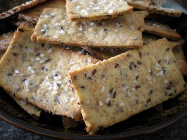 Ricette crackers fatti in casa foto 20 40 pourfemme for Case di cracker di florida