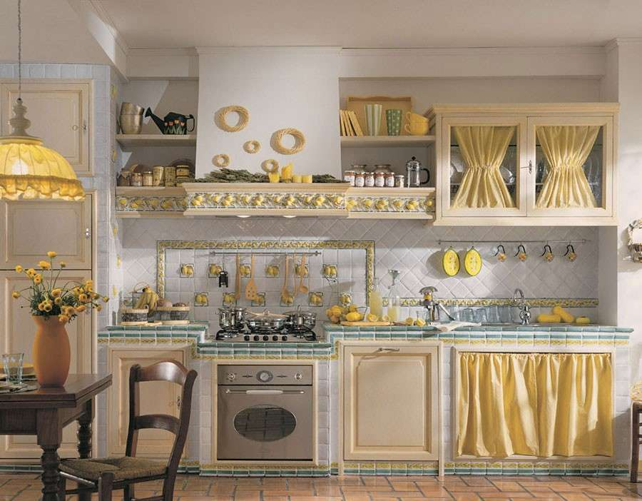Best Rivestimento Cucina In Muratura Images - Ideas & Design 2017 ...