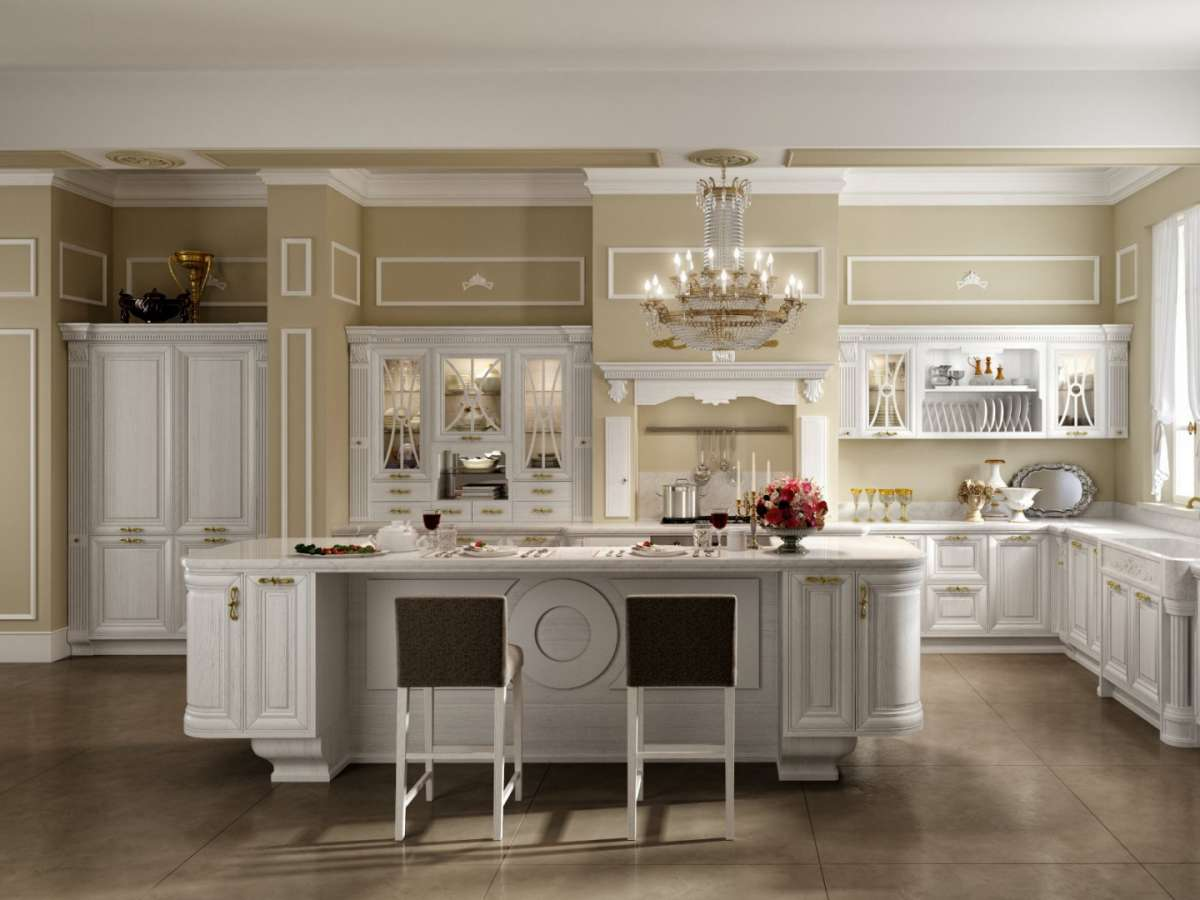 Best Cucina Muratura Bianca Images - Ideas & Design 2017 ...