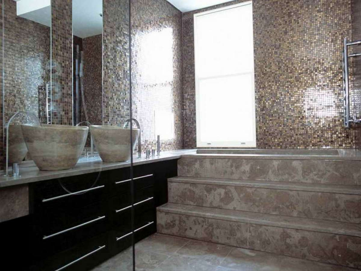 Bagno Elegante Jpg Pictures to pin on Pinterest
