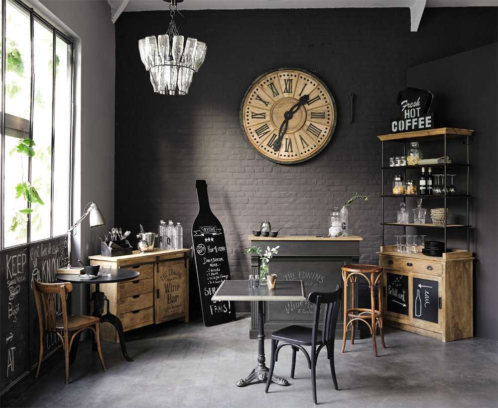 maison du monde bar stunning maisons du monde with maison. Black Bedroom Furniture Sets. Home Design Ideas