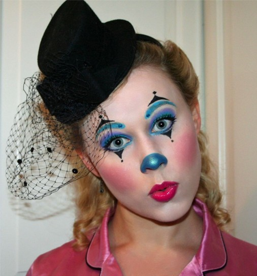 Trucco da clown