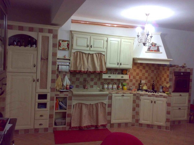 Cucine in muratura foto 28 43 pourfemme - Cucine on line low cost ...
