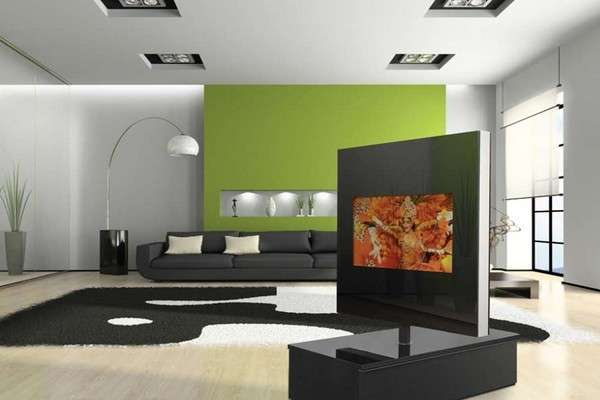 Cucina Verde Acido. New Posts With Pareti Colorate Cucina With ...