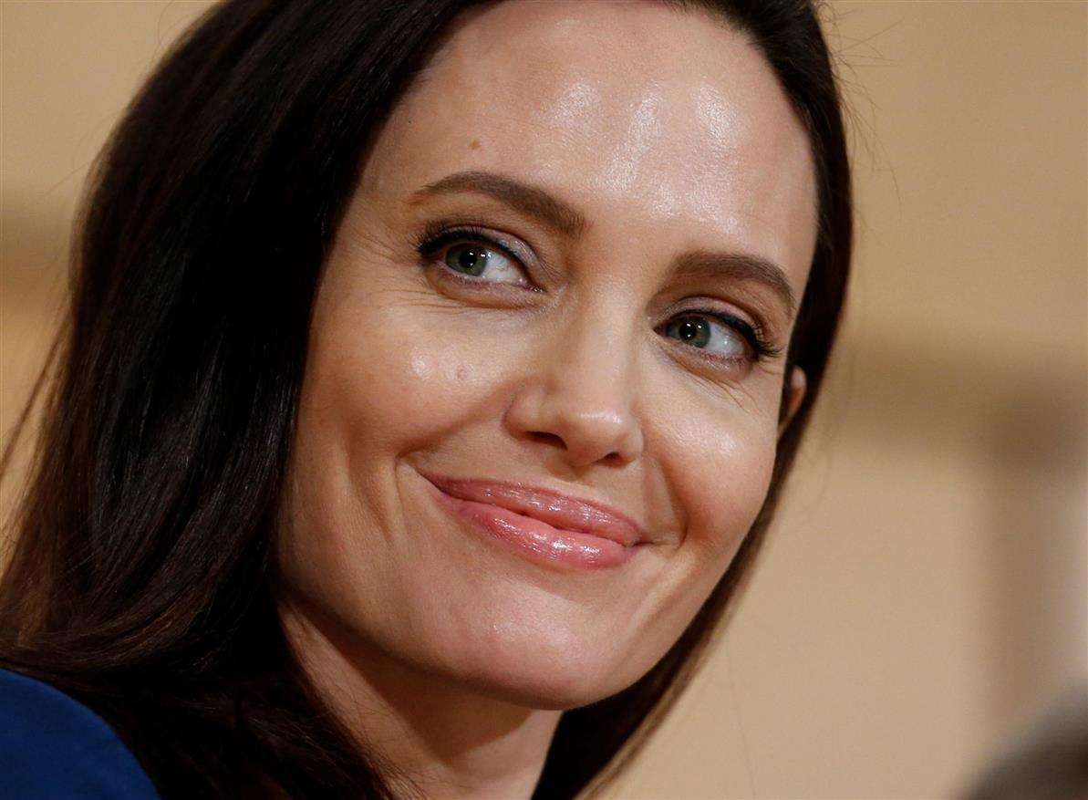 Angelina Jolie in cattedra a Londra