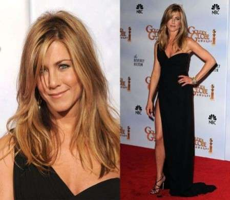 Jennifer Aniston classifica Men's Health