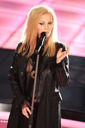Patty Pravo nuda Sanremo