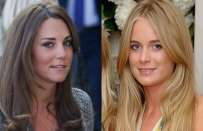 Kate Middleton e Cressida Bonas