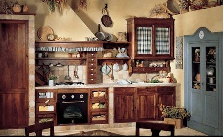 Stile country foto pourfemme - Casa stile country ...