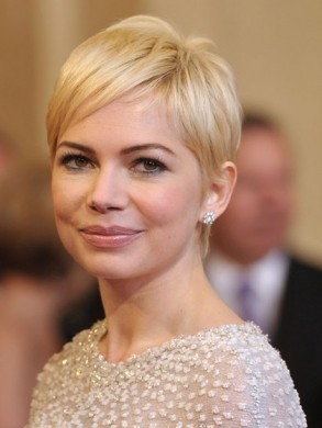 I capelli di Michelle Williams