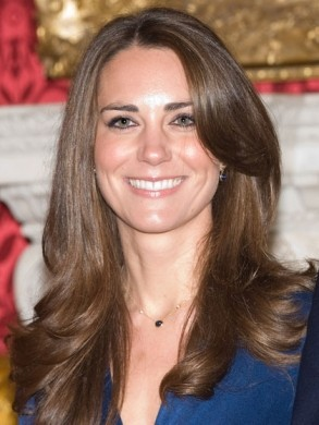 I capelli di Kate Middleton