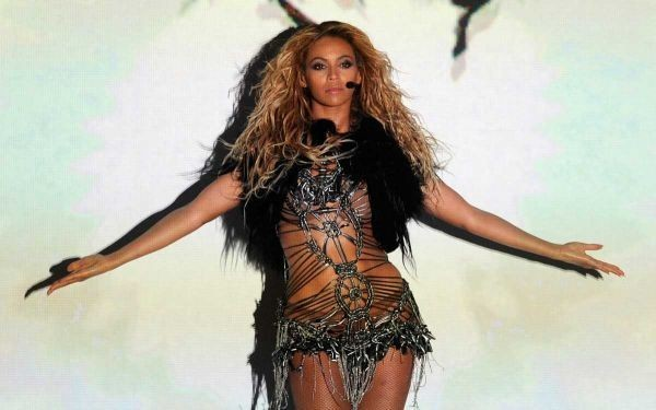La bellezza Curvy di Beyonc