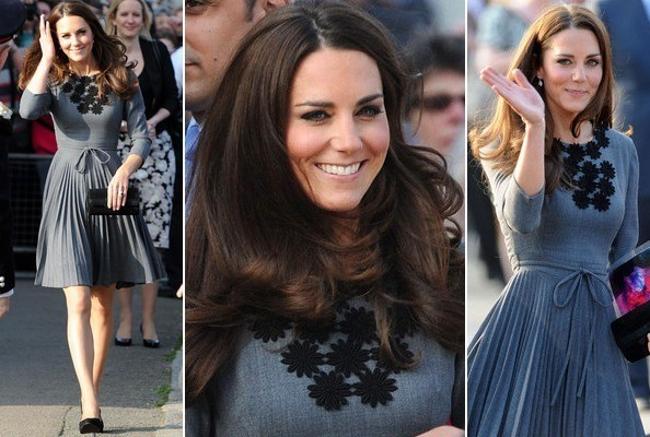 Kate Middleton e i suoi impeccabili look