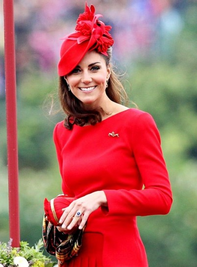 Kate Middleton al Giubileo della regina