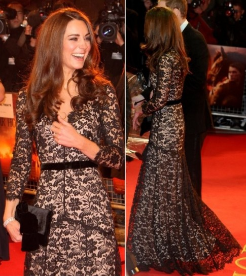 Kate Middleton regina di stile