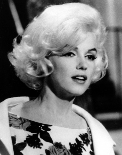 Marylin Monroe da ragazza