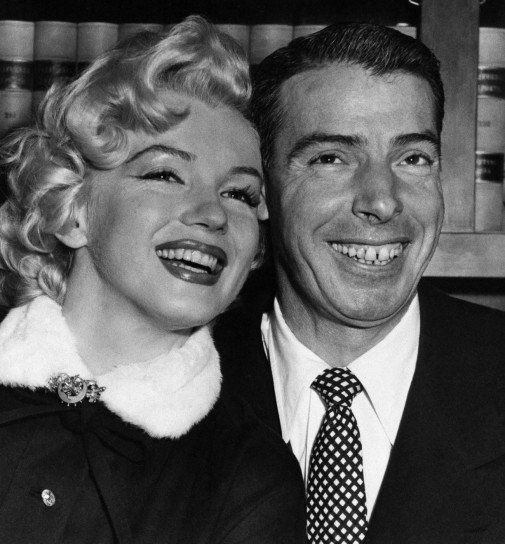 Marylin Monroe e Clark Galle