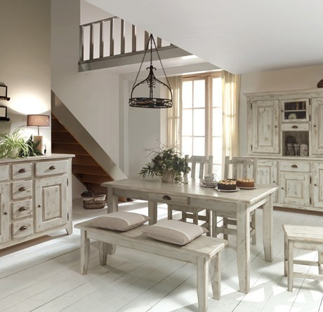 Stile country foto pourfemme for Country arredamento stile