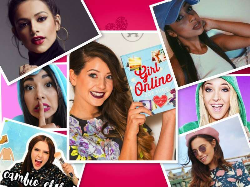 Youtubers femmine le donne pi famose del web foto for Femmine italiane