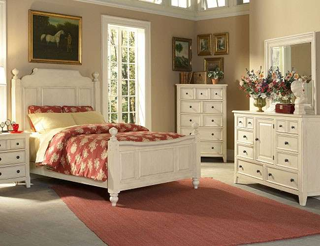 Awesome Camere Da Letto Stile Country Ideas - acrylicgiftware.us ...