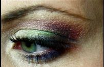 Make up Natale 2009 tutorial
