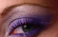 Make up tutorial: trucco viola facile!