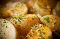 Patate al latte in forno