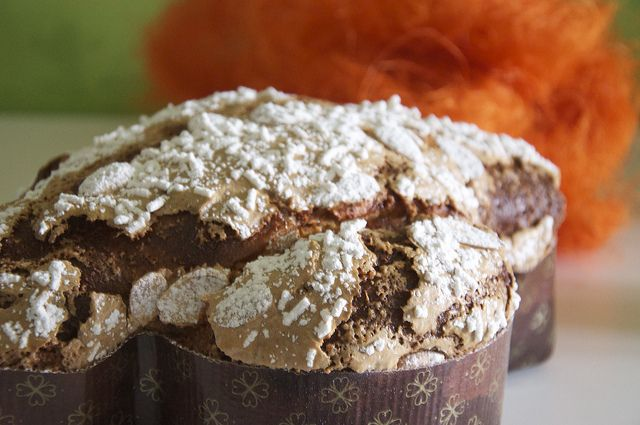 colomba vegan