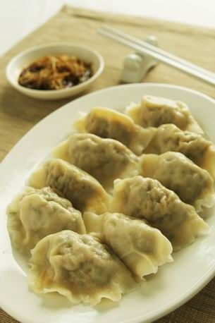 Jiaozi cinese pourfemme for Menu cinese ricette