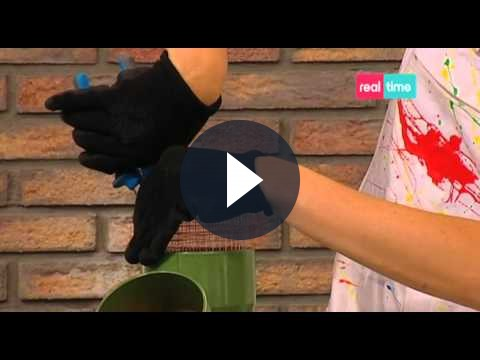 Paint Your Life, video tutorial con Barbara per realizzare un giardino verticale