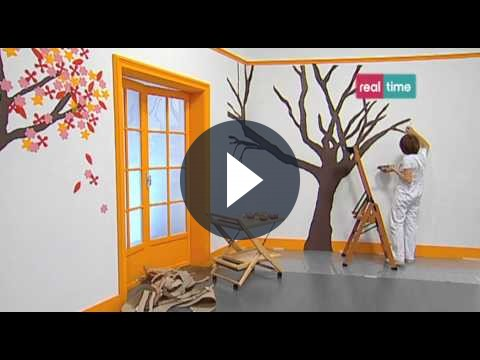 Paint Your Life video tutorial: l&#8217;albero pittorico