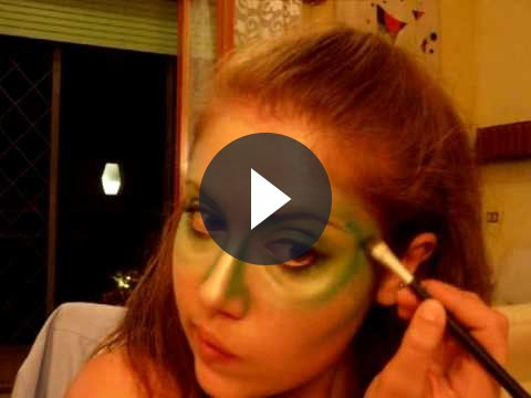 Trucco per Carnevale 2012, il make up da fata: un video tutorial fantastico