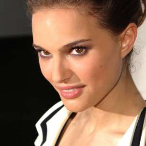 Make up occhi di Natalie Portman