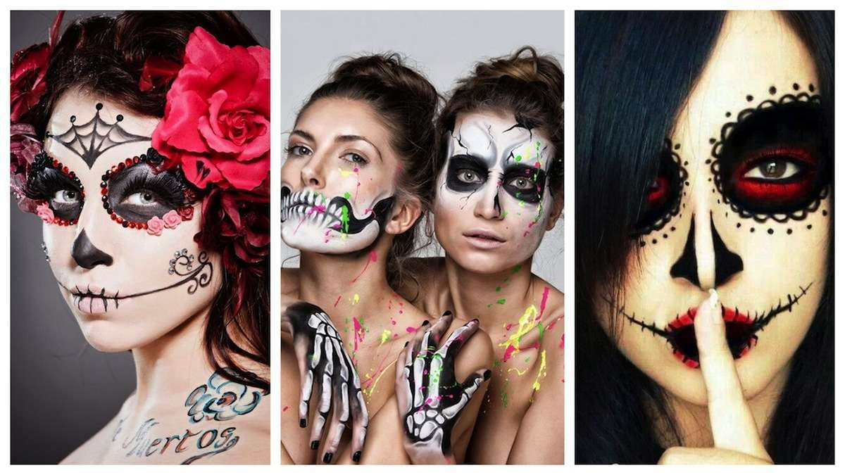 Discussion on this topic: Trucco Halloween, il teschio glam è facile , trucco-halloween-il-teschio-glam-facile/