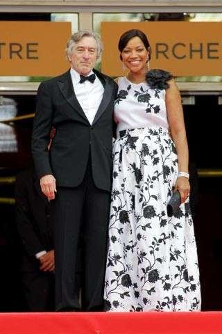 Robert De Niro e Grace Hightower