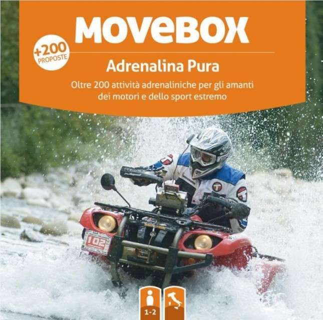 Movebox adrenalina