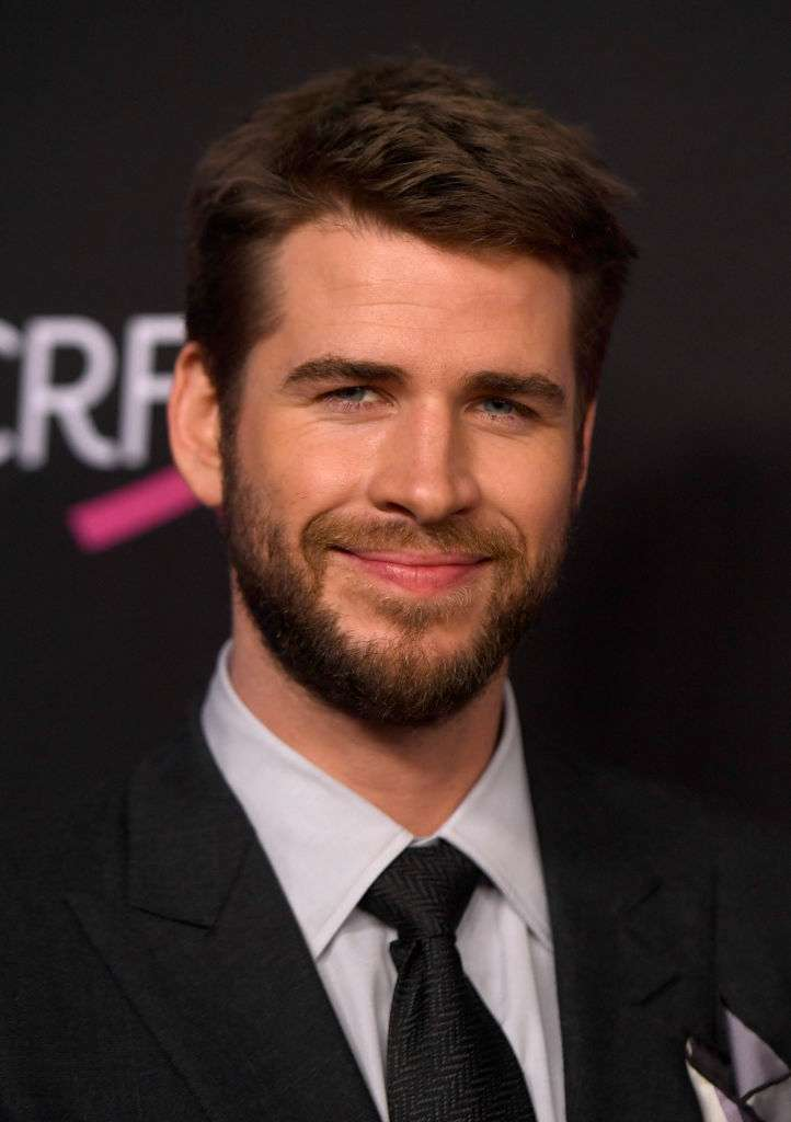 Liam Hemsworth: in classifica anche il fratellino di Chris
