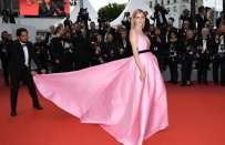 Chiara Ferragni e Fedez a Cannes, il red carpet