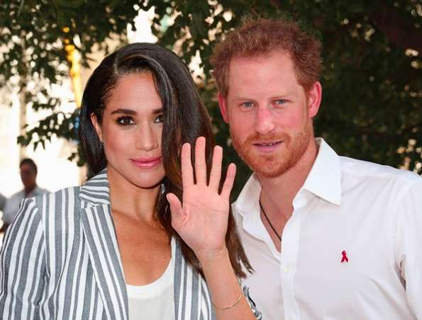 Matrimonio Harry E Meghan : Principe harry e meghan markle il matrimonio invitati