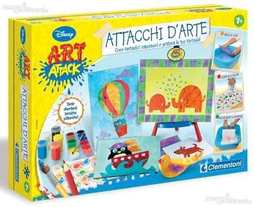 Gioco Art Attack