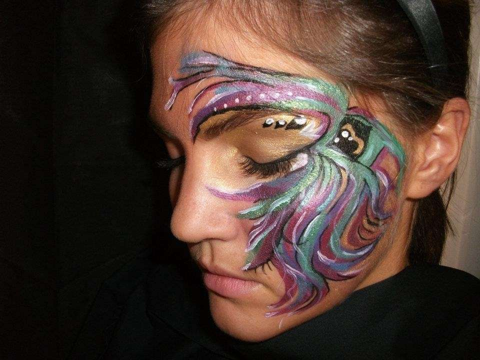 Make up fantasy per bambini