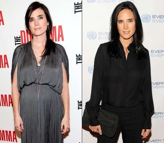 Jennifer Connelly mamma