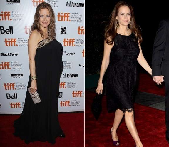 Kelly Preston mamma