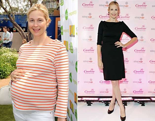 Kelly Rutherford mamma