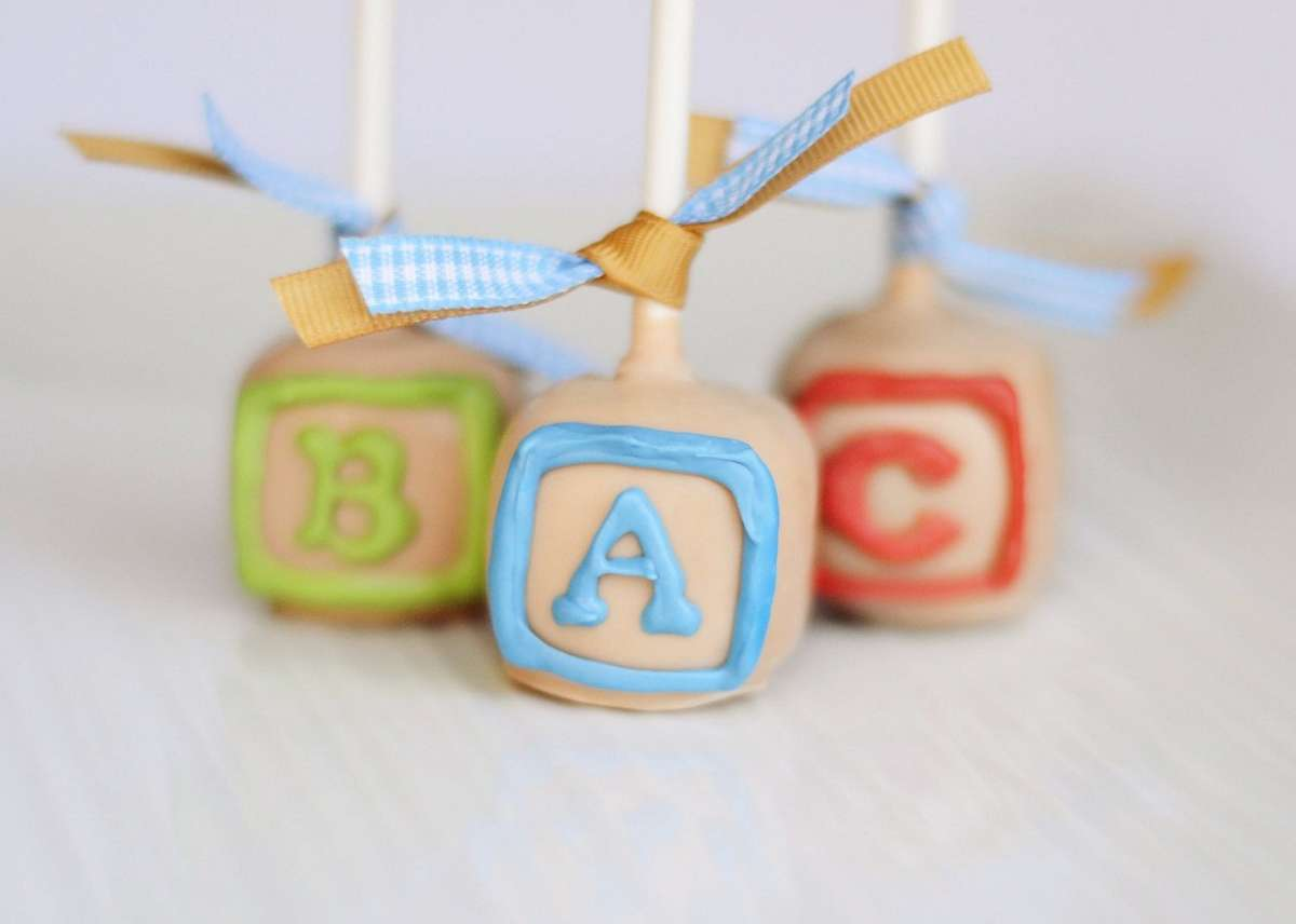 Baby Shower: dolcetti